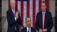 Video: Highlights from Obama's State of the Union address