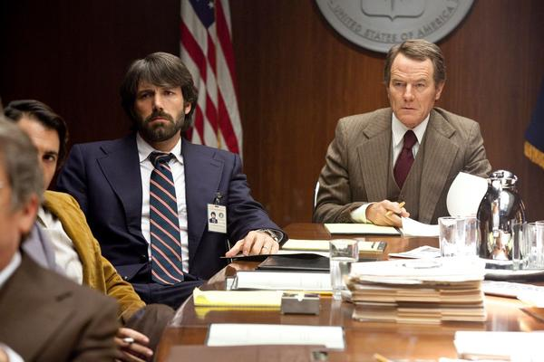 A scene from Ben Affleck's 'Argo.'