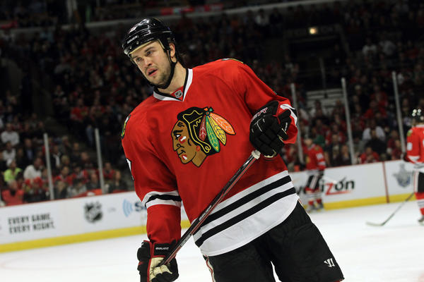 Brent Seabrook needs to become more aggressive for the Hawks' power play to be productive.