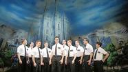 "National tours of two Broadway smashes, the musical <strong>""Book of Mormon,""</strong> and the epic play featuring life-sized puppetry, <strong>""War Horse,""</strong> highlight the seven-show 2013-14 season at Hartford's Bushnell Center for the Performing Arts."