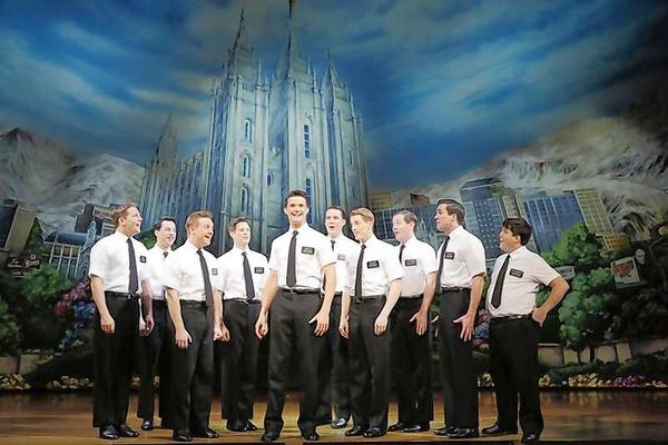 'The Book of Mormon' runs March 18-30, 2014, at The Bushnell