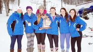 BOYNE FALLS — The Petoskey High School girls' ski team has put together a solid season, but ultimately has had to settle for a lot of second place finishes.
