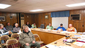 Junction City officials hear complaints