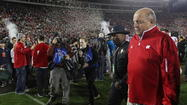 Wisconsin AD Barry Alvarez said the Big Ten is reportedly looking to stop scheduling games against opponents from the Football Championship Subdivision.