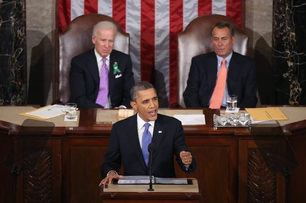 In his State of the Union address, President Obama called for increasing the federal minimum wage to $9 an hour from the current $7.25.