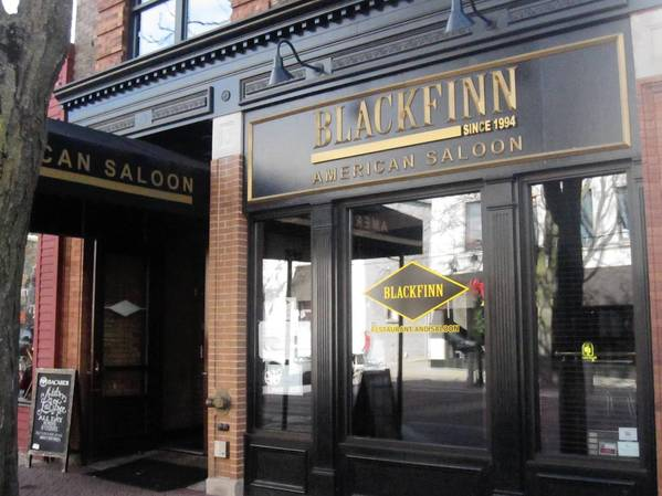 Police Chief Bob Marshall says BlackFinn American Saloon in downtown Naperville has taken steps to improve secuirty and reduce underage drinking following a three-day suspension in November.