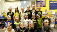 Mrs. DeBoer's 1st grade class - Fierke School Oak Forest, IL