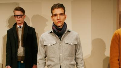 New York Fashion Week fall 2013: J. Crew menswear