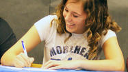 A West Jessamine High soccer player who helped bring her team to state multiple years has signed to play for Morehead State University.