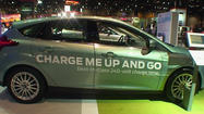 Video: Green cars at the 2013 Chicago Auto Show