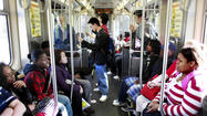 If 706 rail cars with center-facing seats are 706 too many for some CTA riders who hate being squeezed from both sides and having their view of the city replaced by the paunch of standing passengers, well, 714 of the same cars doesn't have any better ring to it.