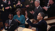 State of the Union: Obama discusses counter-terror operations