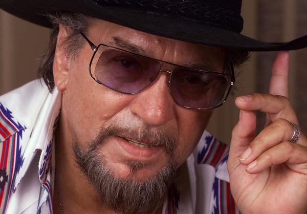 Waylon Jennings died at age 64 on Feb. 13, 2002.