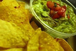 Guacamole at Agave Mexican Fusion in Deerfield Beach