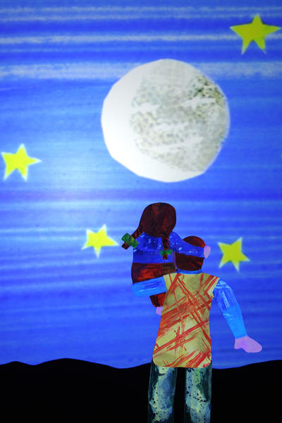 """Papa Please Get The Moon For Me"" is one of the stories that will be in the show at Samueli Theater on March 9 and 10."