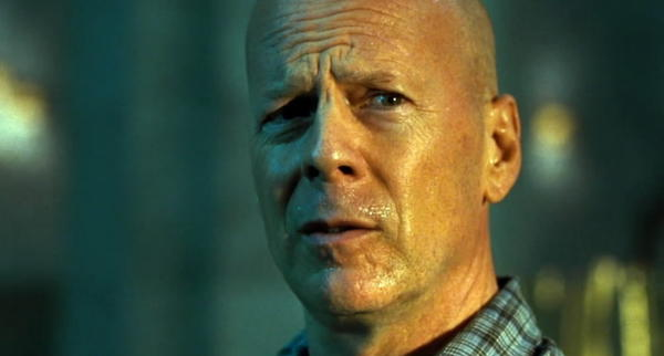 "Bruce Willis stars in ""A Good Day to Die Hard."""