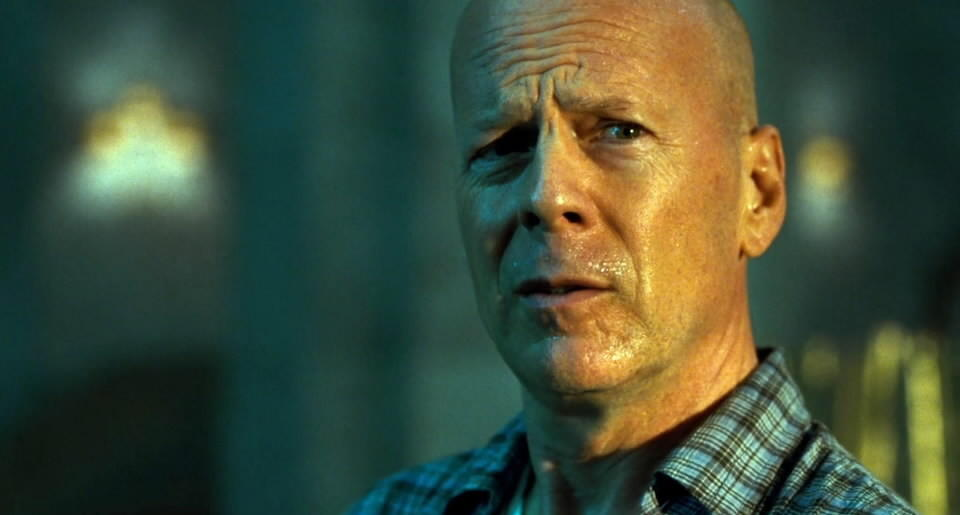 """Bruce Willis stars in """"A Good Day to Die Hard."""""""