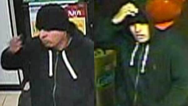 Surveillance photos of armed robber who has held up eleven North, Near West Side businesses