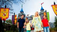 Legoland Florida has introduced ticket discounts for guests who buy in advance and for a specific date.