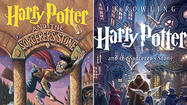 Harry Potter makeover: New book covers coming