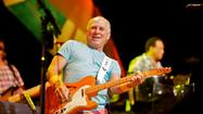 Jimmy Buffett performs at Farm Bureau Live in 2011.
