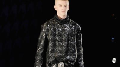 New York Fashion Week fall 2013 trends: A mouthful of hounds-tooth