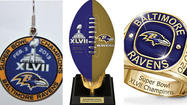 20 Ravens Super Bowl keepsakes [Pictures]