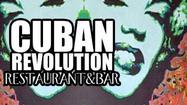 Cuban Revolution opens in Middle East neighborhood