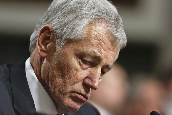 Chuck Hagel, a former two-term GOP senator from Nebraska, has become the first Defense secretary nominee subjected to a filibuster.