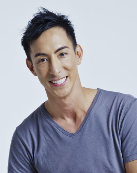 "Choreographer Peter Chu, who grew up in Central Florida, has devised a work for Orlando Ballet's ""Hollywood en Pointe."""