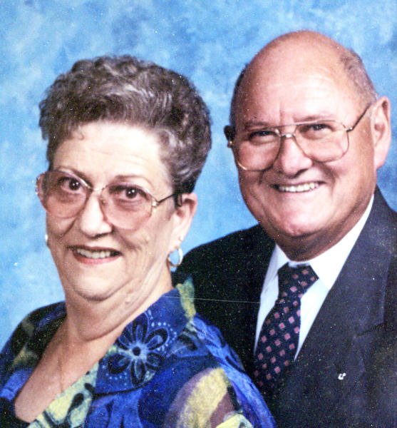 Harold and Marna Jordan have a special dinner planned for Valentine's Day. They have been married for 61 years.