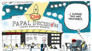 CNN's Papal Decision coverage
