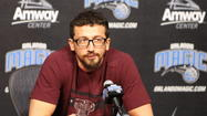 In yet another blow to the Orlando Magic during a largely dismal season for the franchise, the NBA suspended small forward Hedo Turkoglu on Wednesday for 20 games without pay for testing positive for methenolone, an anabolic steroid.