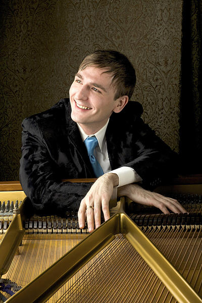Pianist Vassily Primakov joins the Maryland Symphony Orchestra in a concert of Mozart and the music of romance.