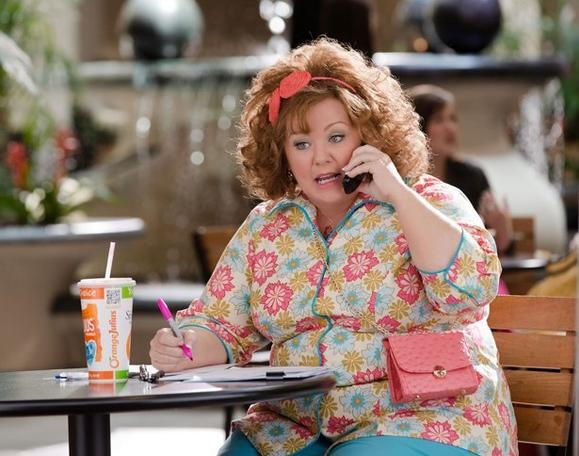 "Melissa McCarthy in ""Identity Thief."""