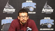 Video: Hedo Turkoglu speaks to the media about his suspension
