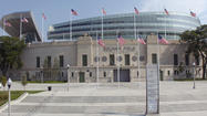 The Chicago Park District Board this evening approved a new 10-year contract for the company that manages Soldier Field.