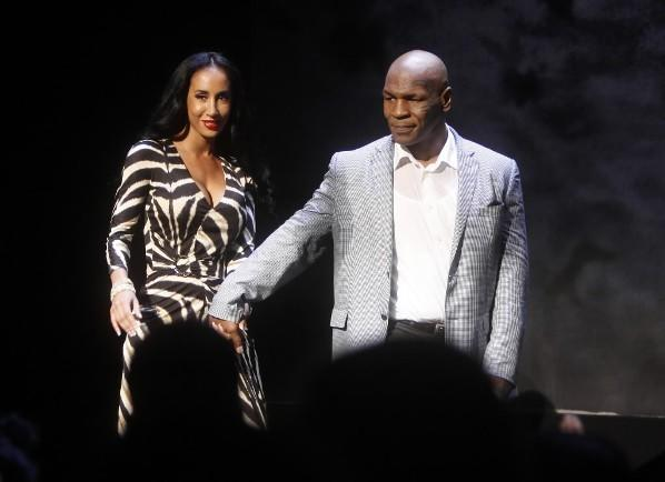 "Mike Tyson will perform his one man Broadway show, ""Mike Tyson: Undisputed Truth"" Friday through Sunday at the Cadillac Palace Theatre."