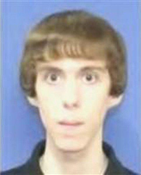 Adam Lanza is seen in this photo obtained and distributed by NBC News.