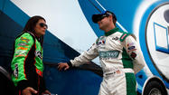 <b>Pictures:</b> Who are the NASCAR power couples?