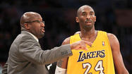 Former Lakers coach Mike Brown said Dwight Howard isn't close to his former self.