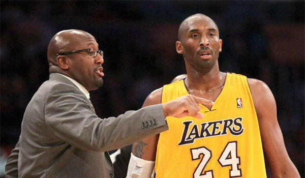"Mike Brown had kind words for Kobe Bryant: ""I really felt like I learned a lot. He is a guy that is extremely intelligent and extremely intense."""