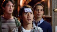For the raunchy '21 & Over,' a very different message in China
