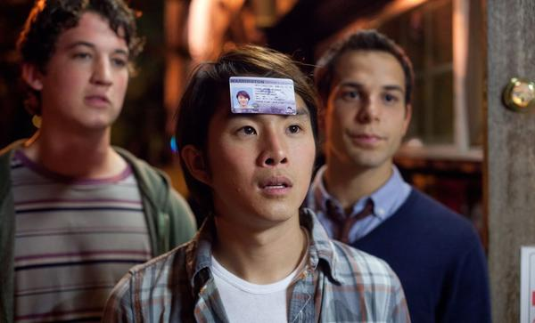 "Chinese audiences will see a different version of Relativity Media's ""21 and Over"" than the rest of the world."