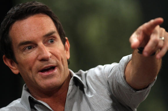 Jeff Probst's talker doesn't make the cut