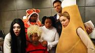 'Community' Valloween: 'It's awesome,' says Danny Pudi