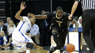 NCAA Basketball: Central Florida at Memphis
