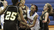 Lansdowne vs. Owings Mills girls basketball [Pictures]