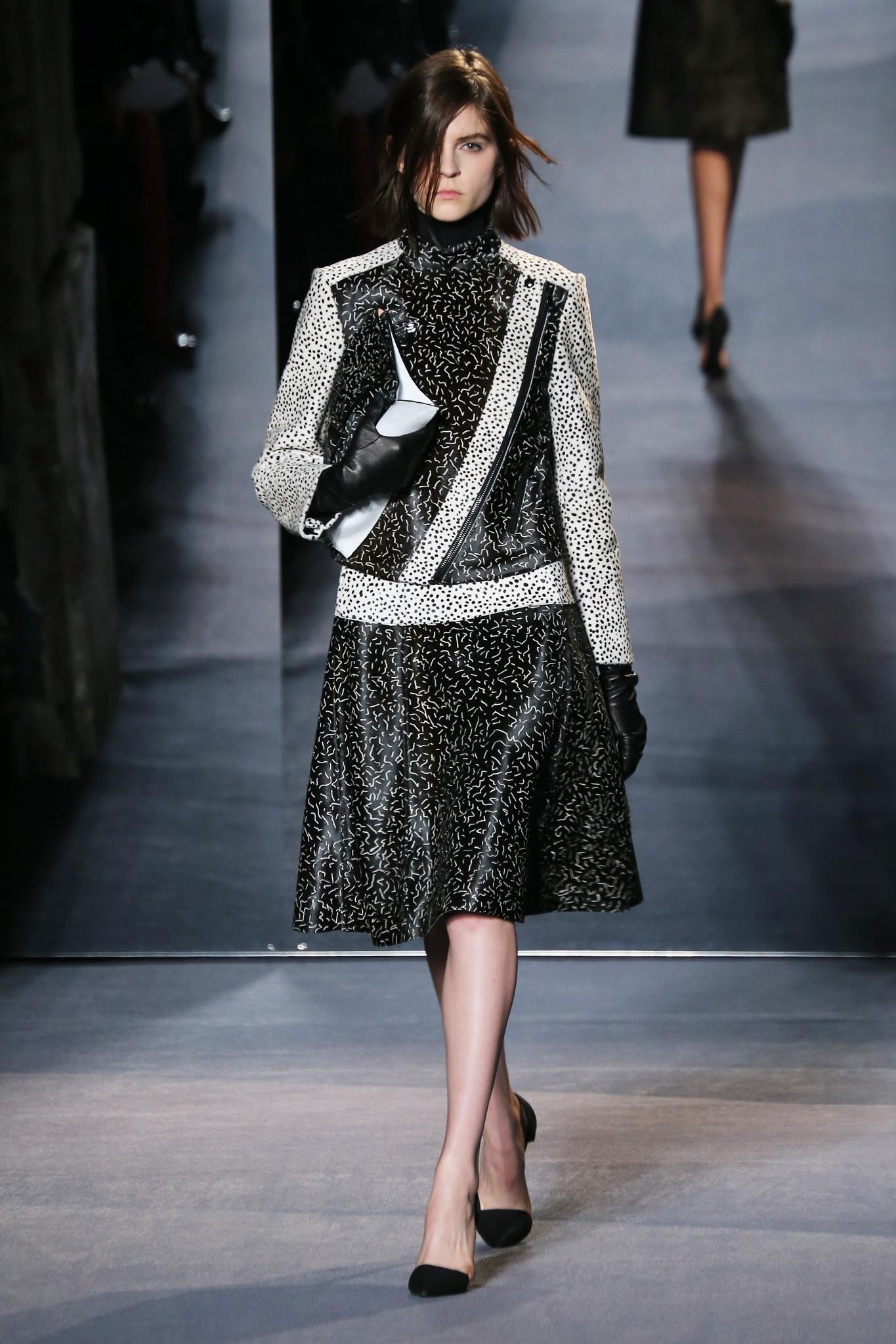 New York Fashion Week Fall 2013 Proenza Schouler La Times