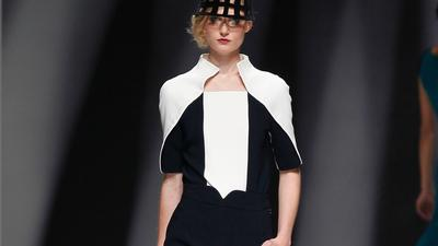 New York Fashion Week fall 2013: Bibhu Mohapatra